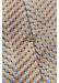 Yellow geometric silk tie - Eton
