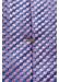 Pink geometric silk tie - Eton