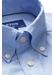 Soft light blue royal oxford shirt - slim fit - Eton