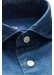 Soft dressy denim shirt - contemporary fit - Eton