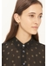 Maya shirt with moons and stars in lurex - Gerard Darel