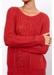 Openwork knit simone sweater - Gerard Darel
