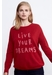 Cashmere sidney sweater with writing - Gerard Darel