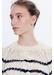 Striped merinos wool summer sweater - Gerard Darel