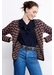 Multi-colored openwork knit stockholm sweater with lurex - Gerard Darel