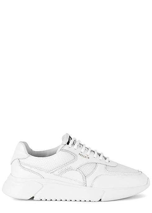 AXEL ARIGATO Genesis white leather sneakers