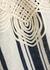 Striped linen maxi dress - Tory Burch