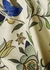 Floral-print linen-blend mini dress - Tory Burch