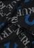 Black logo-print cotton T-shirt - True Religion