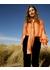 Estelle black velvet mid-rise trousers - Lisou