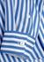 Moia striped silk-twill shirt - Jil Sander