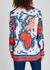 Printed satin shirt - Victoria, Victoria Beckham