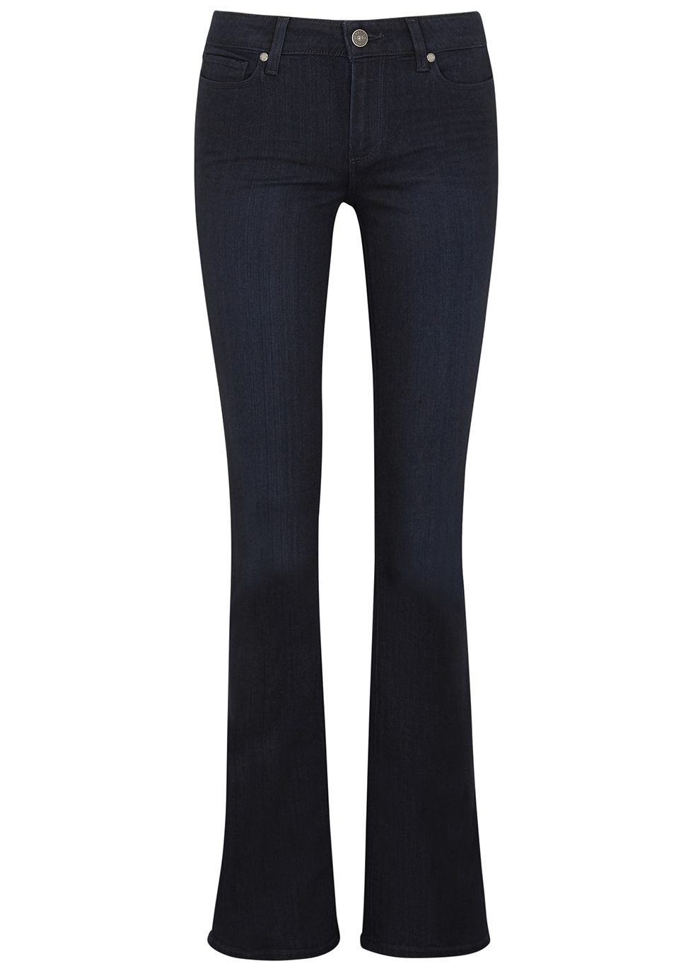 Manhattan Transcend blue bootcut jeans