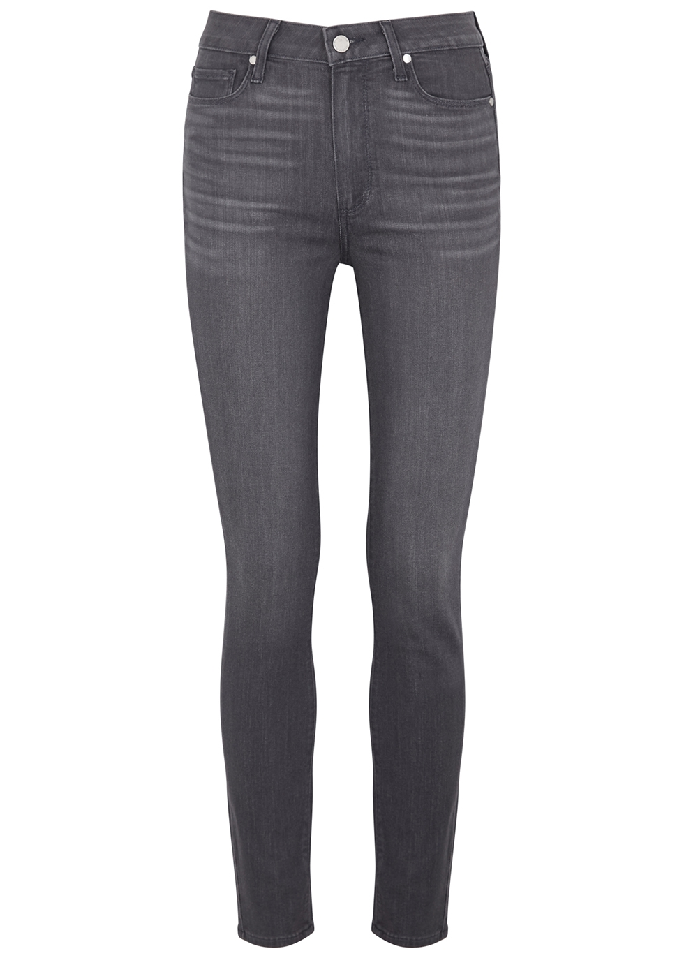 Hoxton Ankle grey skinny jeans
