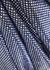 Bonoso metallic cape-effect gown - Talbot Runhof