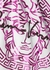 White Medusa logo cotton T-shirt - Versace