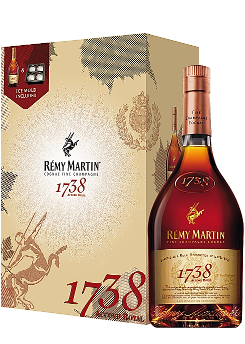 RÉMY MARTIN 1738 Accord Royal Cognac Ice Mould Pack