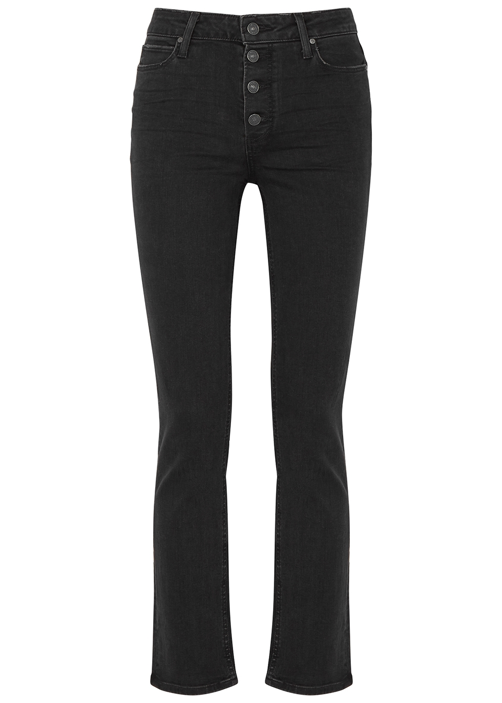 Hoxton black Transcend slim-leg jeans
