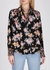 Hold On To Me floral-print panelled shirt - Free People