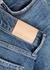 Olivia blue slim-leg jeans - Citizens of Humanity