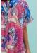 Pavo real maxi kimono - Paolita