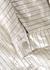 Radela silver lamé mini dress - Isabel Marant