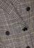 Celeigh checked linen-blend blazer - Isabel Marant