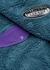 Blue hooded fleece sweatshirt - Billionaire Boys Club