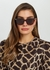 Empire wayfarer-style sunglasses - Linda Farrow Luxe