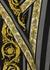 Baroque-print cotton robe - Versace