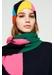 Chevron wool-cashmere ski hat - Chinti & Parker