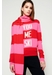 Red you me ski wool-cashmere sweater - Chinti & Parker