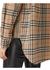 Vintage check stretch cotton oversized shirt - Burberry