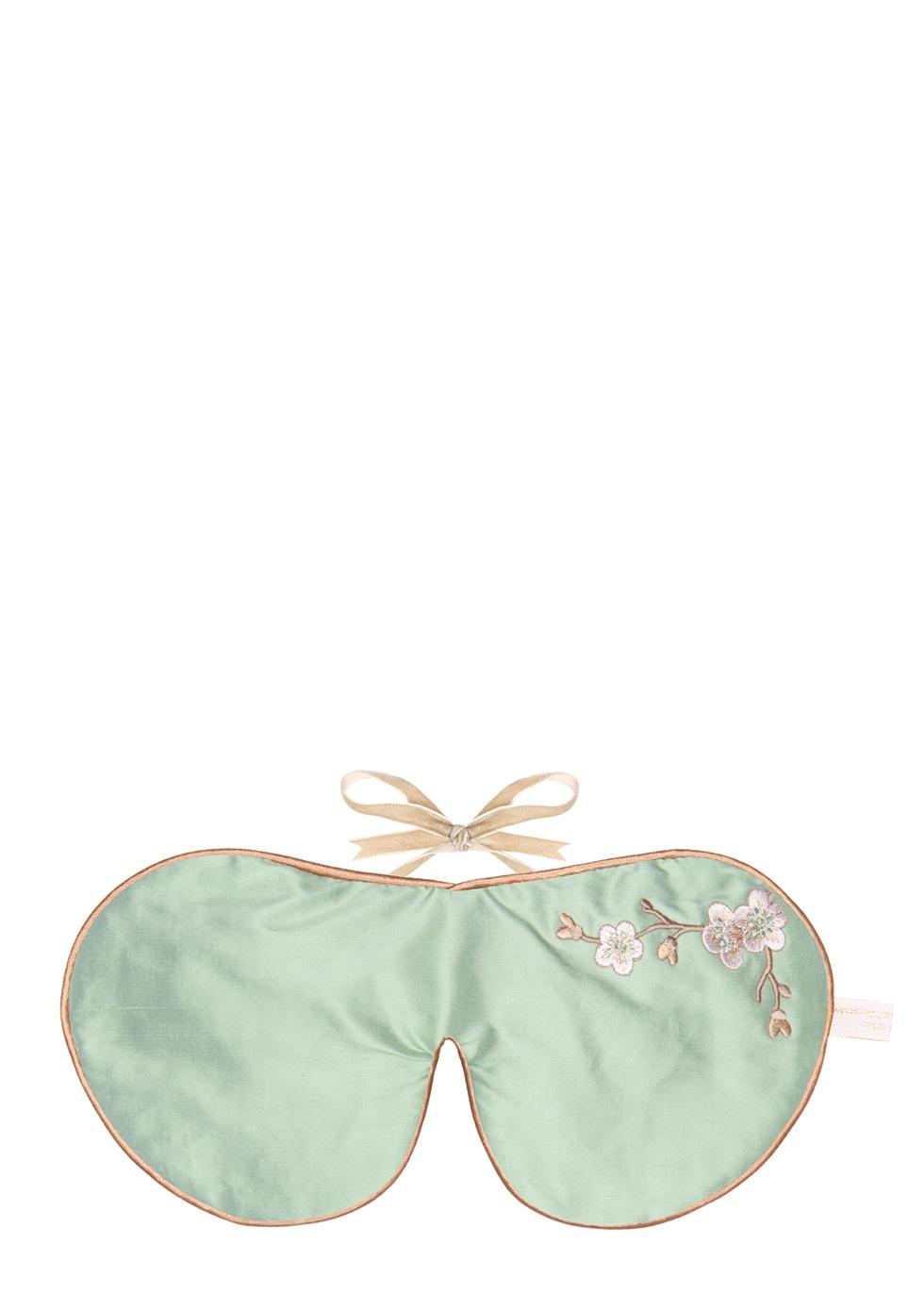 Classic Lavender Eye Mask - Jade