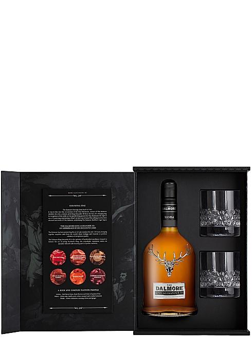 King Alexander III Single Malt Scotch