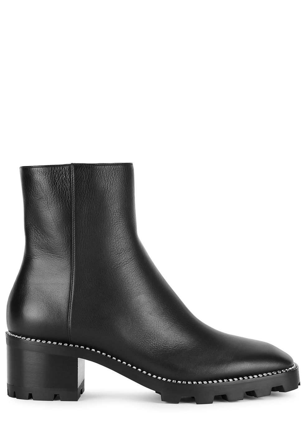 Mava 50 embellished leather Chelsea boots