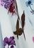 Delia floral-print silk mini dress - Stella McCartney