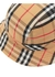 Checked cotton-blend bucket hat - Burberry