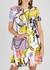 Falabella mini lilac top handle bag - Stella McCartney
