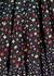 Sasha floral-print mini dress - Rixo