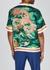 Casa Airways printed silk-twill shirt - CASABLANCA