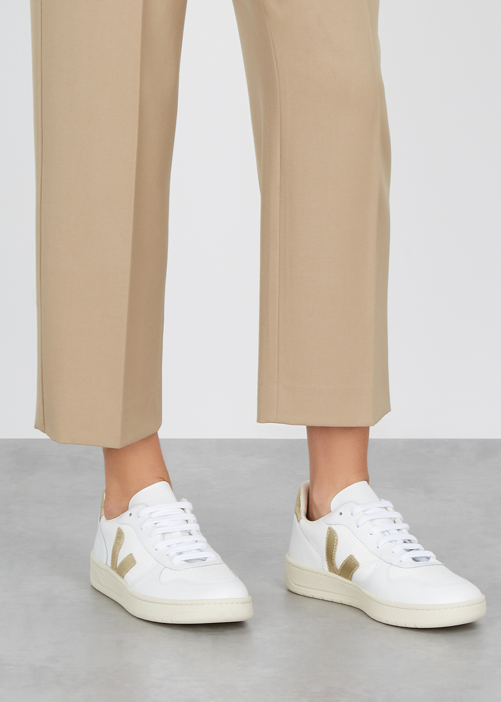 white mesh sneakers - Harvey Nichols