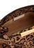 Charlotte leopard-print top handle bag - BY FAR