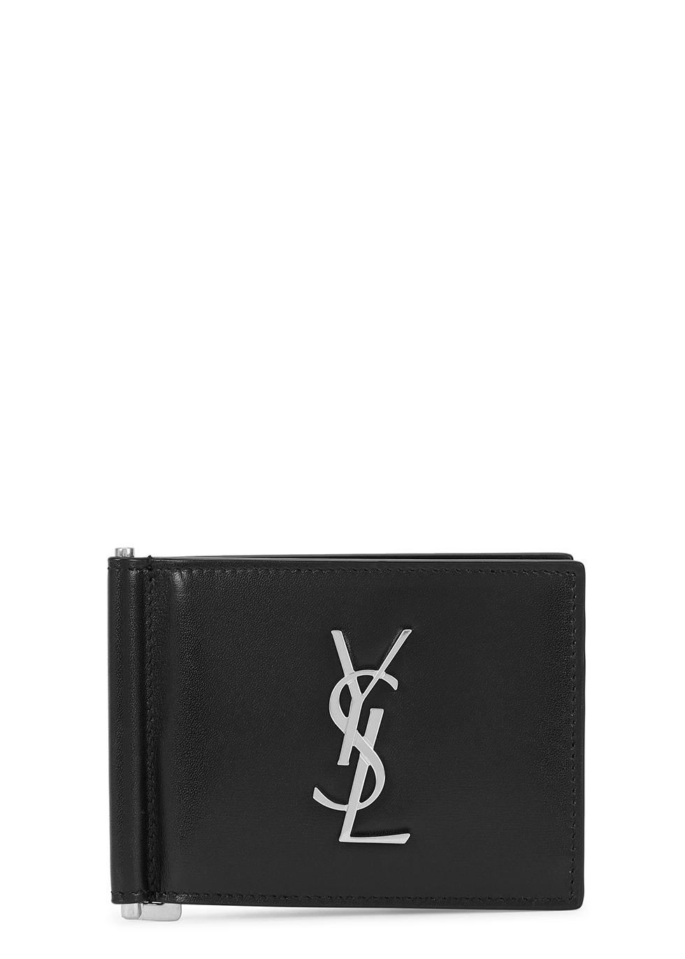 Ford Leather Money Clip//Cardholder
