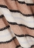 Karalynn striped fine-knit jumper - Acne Studios