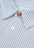 Striped cotton shirt - PS by Paul Smith