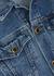 Richard blue denim jacket - Khaite