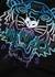 Icon black tiger-embroidered cotton sweatshirt - Kenzo