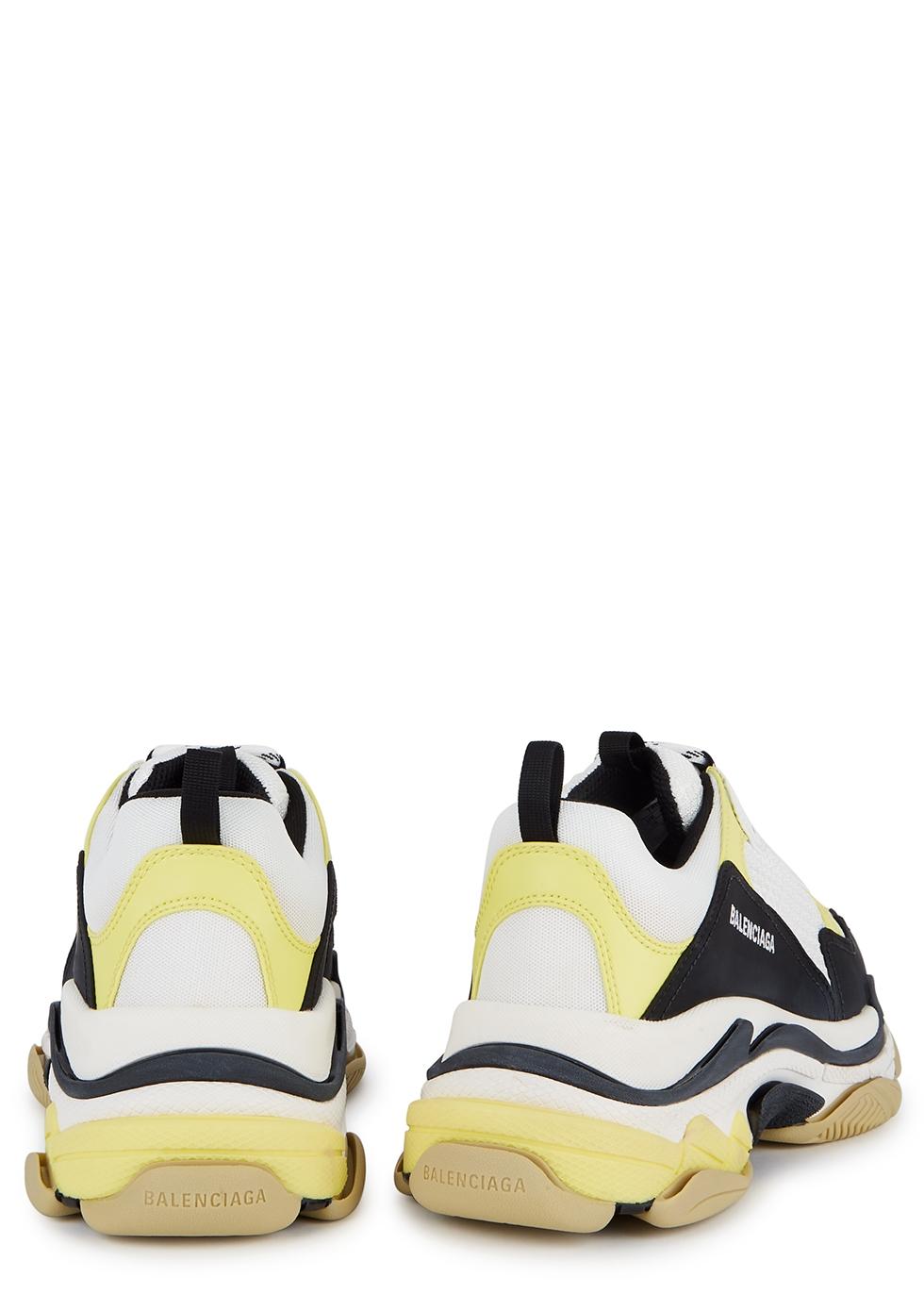 Balenciaga Shoes Triple S Suede Noir Bordeaux Poshmark