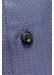 Blue & beige jacquard shirt - slim fit - Eton